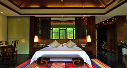 Lobby Villa King Size Bed Room