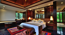 Lobby Villa King Size Bed Suite